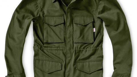 Tyndale Freedom Field Coat_K659T-GRN