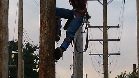Tyndale at International Lineman's Rodeo