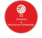 Tyndale FRC Inventory and Manufacturer Relationship