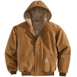 Carhartt FR - Heavyweight Active Jacket w/ Hood