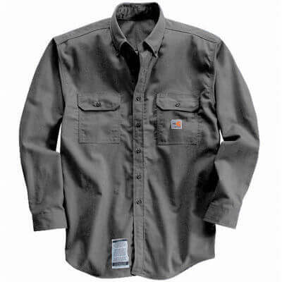 Carhartt FR - Men's FRC Button Down Work Shirt