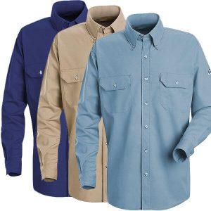 Bulwark FR - Dress Uniform Shirt All Colors