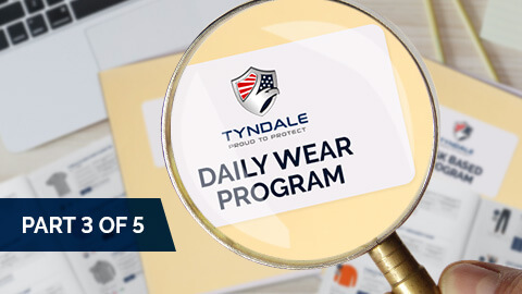 Arc Flash Daily Wear Programs 3 of 5