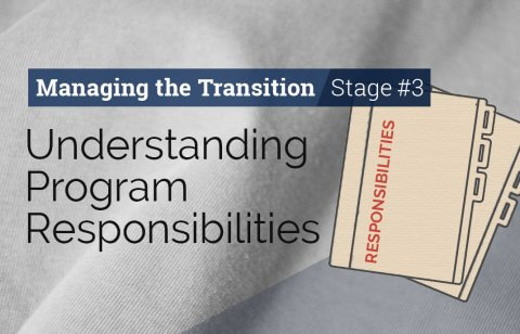 Managing the Transition #3