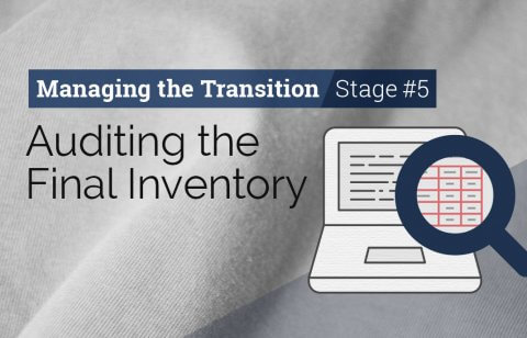 Managing the Transition #5