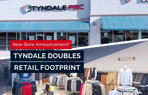 Tyndale FR Retail Stores New