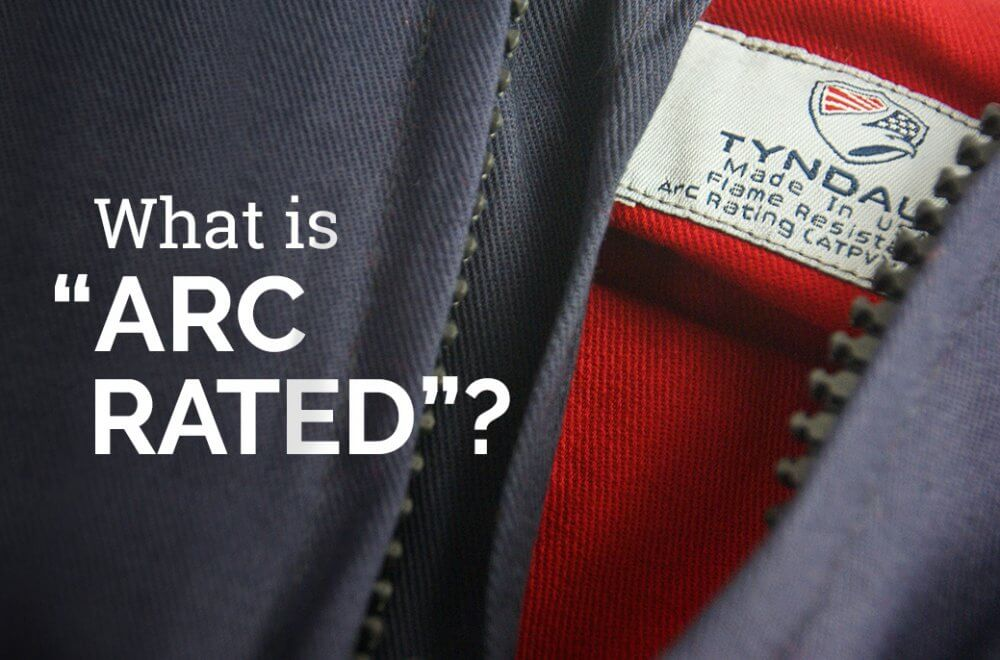 What is Arc Rated?