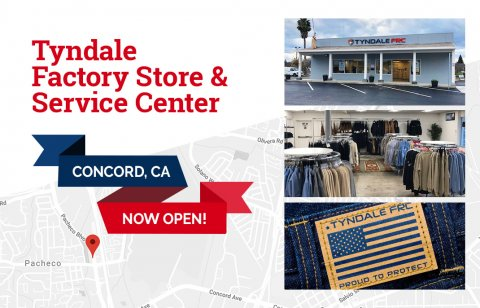 Tyndale Facotry Store Now Open in Concord CA
