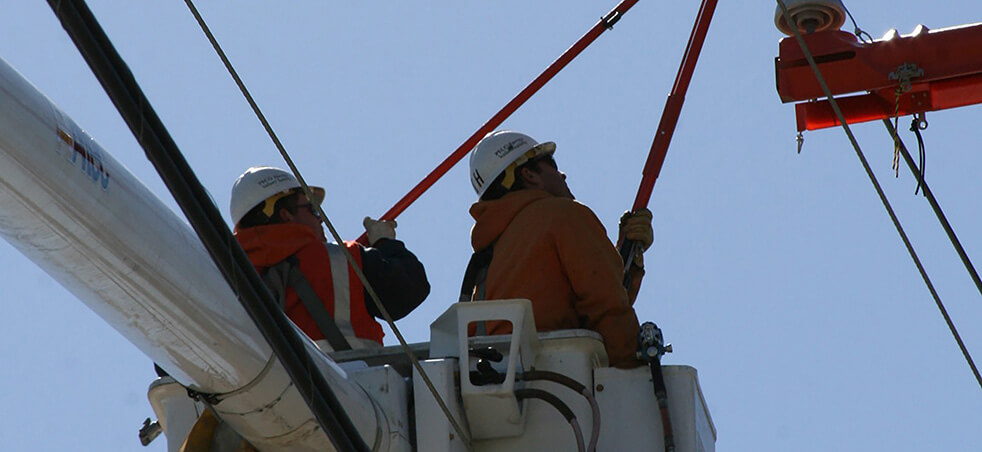 Tyndale Celebrates National Lineman's Day 2014